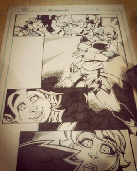 Deliverance #3 page 5 by dtoro