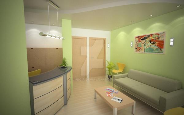 dental clinic reception area by jmboia on DeviantArt