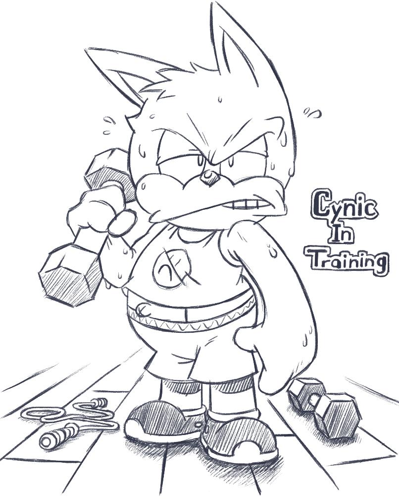 Cynic In Training