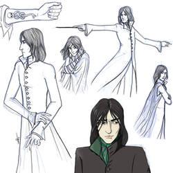 Severus by lapaowan
