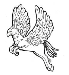day16 WILD hippogriff