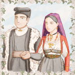 Sardinian Couple