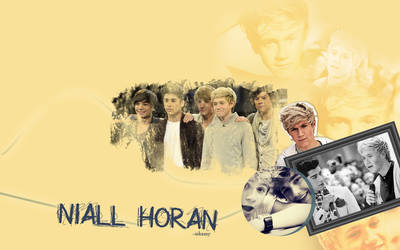 1. Niall Horan by Xikamy