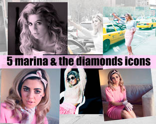 1. Marina and the Diamons - Icons by Xikamy