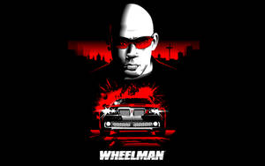 Wheelman Desktop Wallpaper by pickassoreborn