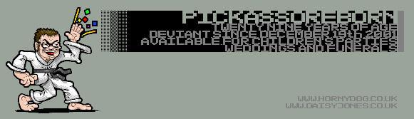 Pixelled pickassoreborn ID