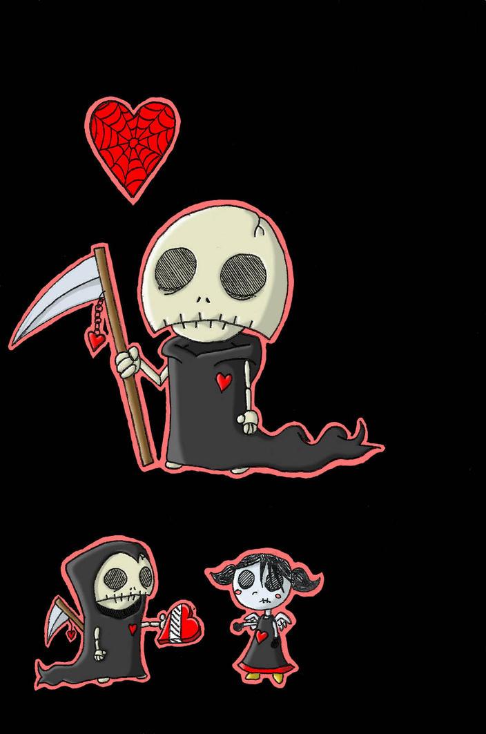 Deadly Valentine By KaosTheRuiner ...