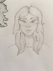 Practicing drawing again