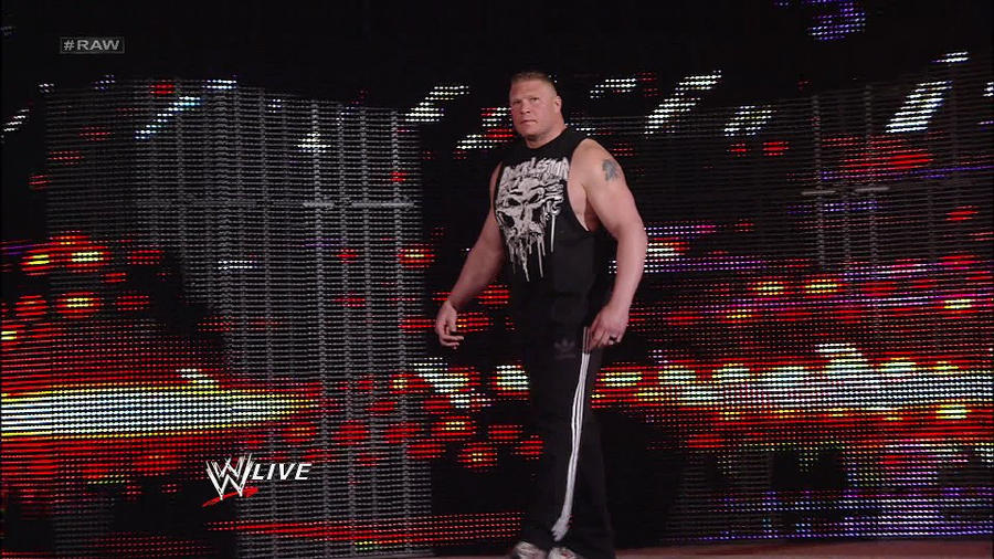 Here Comes The Pain Brock Lesnar Returns By AlphaMoxley95