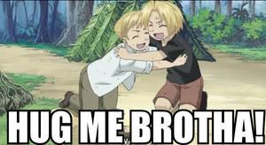 Hug Me Brotha