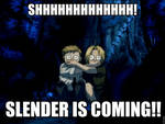 The Elric Brothers In Slender 1