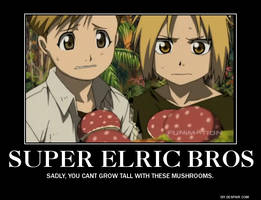 Super Elric Bros by AlphaMoxley95