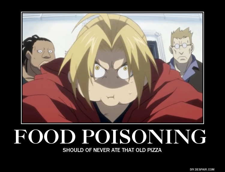 Food Poisoning Pictures Funny
