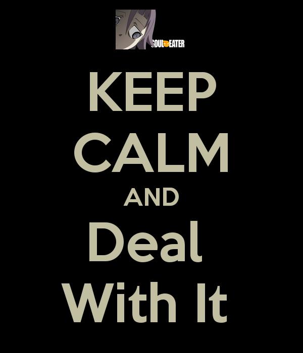 Keep Calm Crona by AlphaMoxley95