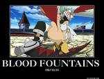 Blood Fountains