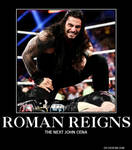 Roman Reigns by AlphaMoxley95