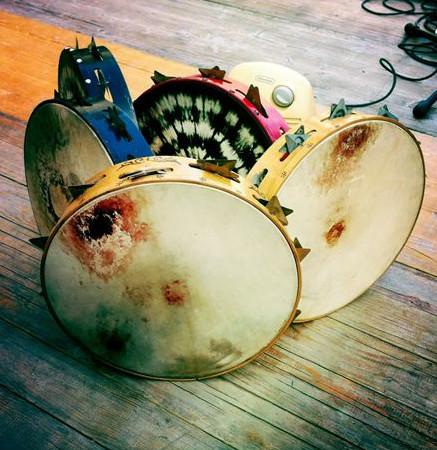 Tambourines by AlphaMoxley95