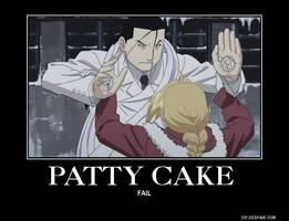 Patty Cake Fail by AlphaMoxley95