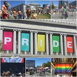 Gay Pride 2016 by AlphaMoxley95