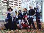 Halloween Town gang