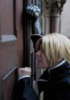 Ed Elric: Closed Door by Majin-sama