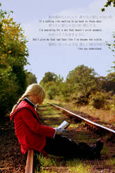Ed Elric - Lonesome by Majin-sama