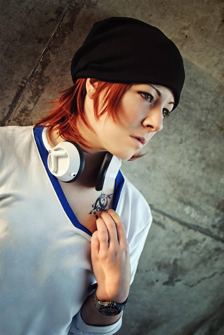 K - Yata Misaki from Homra