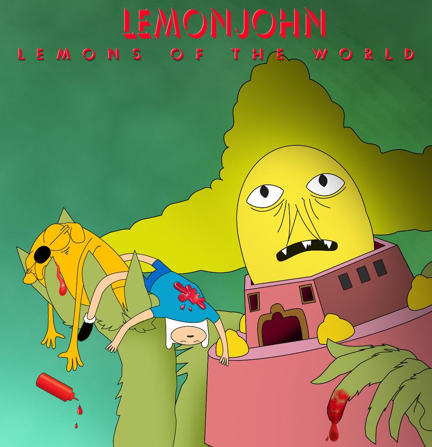Lemonjohn News of the World by nazo-gema