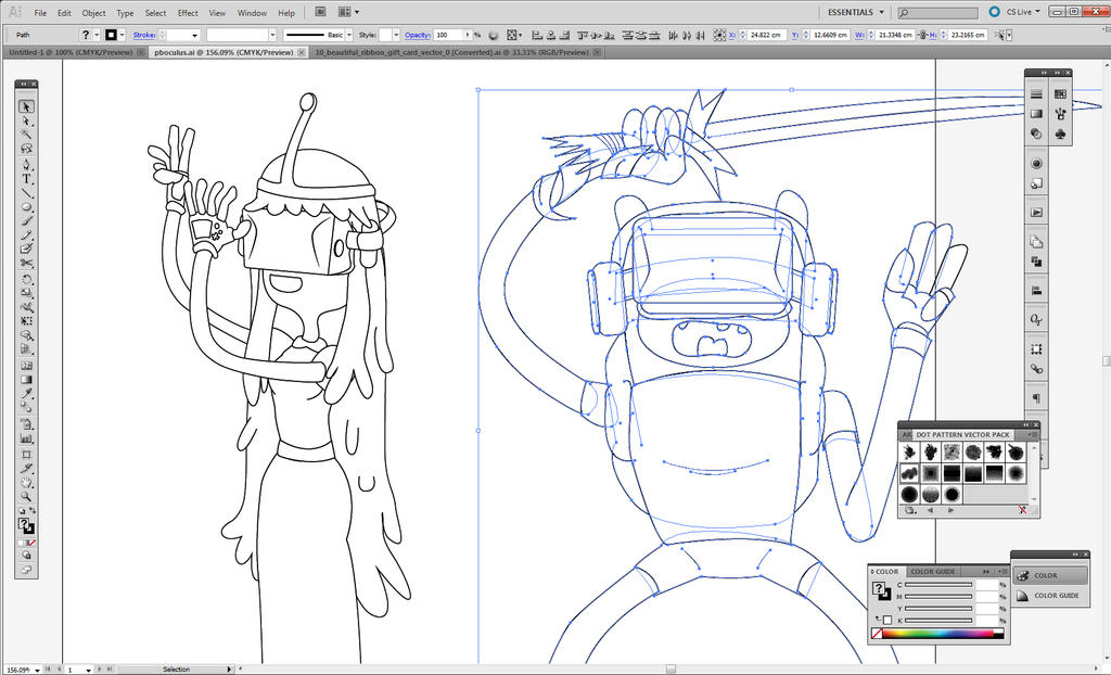 Adventure Time Vs Oculus Rift WIP by nazo-gema on DeviantArt