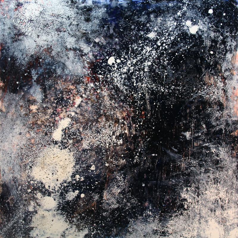 Flax Galaxy-1 by jenniferhansen