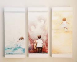 Grace, Mercy, Love by jenniferhansen