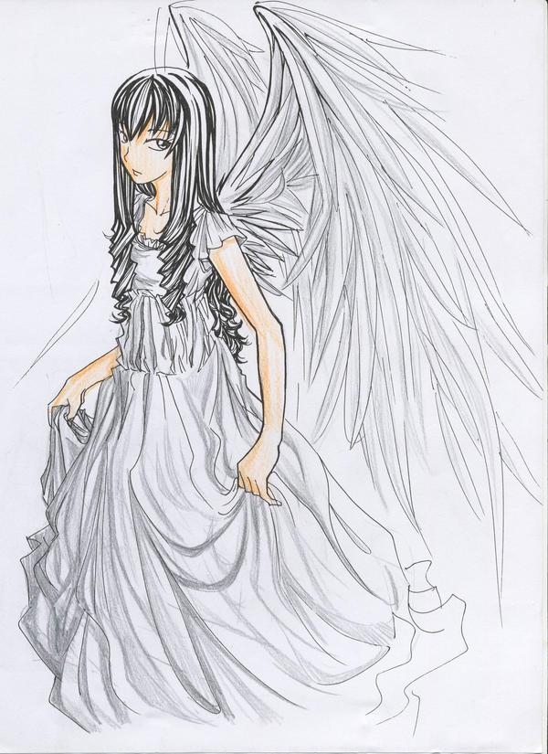 angel fea by teruterubozu849