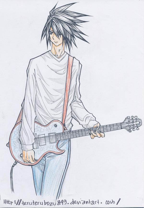 rock2 by teruterubozu849