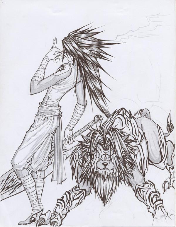 rein the pridelord by teruterubozu849