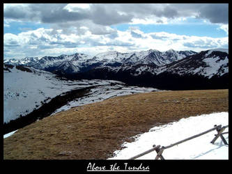 Above the Tundra by Lews-Therin