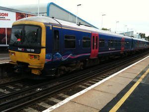 First Great Western Class 165 Networker Turbo