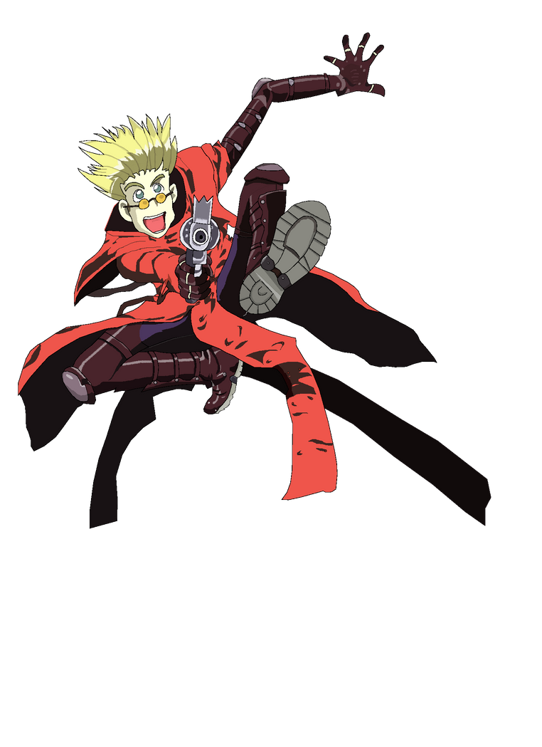 Vash The Stampede By Jtkbasketball On Deviantart