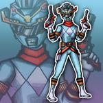 Power Rangers OC Commission
