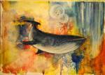 The wailing whale