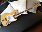 3 String Fender Jazz Bass