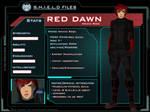 Marvel OC: Red Dawn Profile