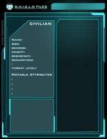 Marvel OC Civilian Template by Awkward-Nerdd