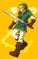 Hero Of Time by Awkward-Nerdd