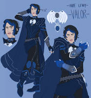 :YJ OC: Valor Design