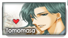 Tomomasa stamp by miss-mustang