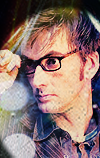 The Tenth Doctor- Icon by miss-mustang