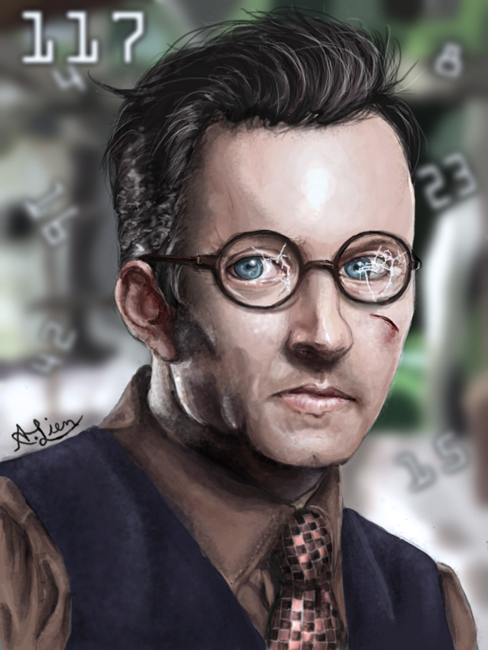 Ben Linus - LOST by miss-mustang
