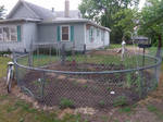 new fence