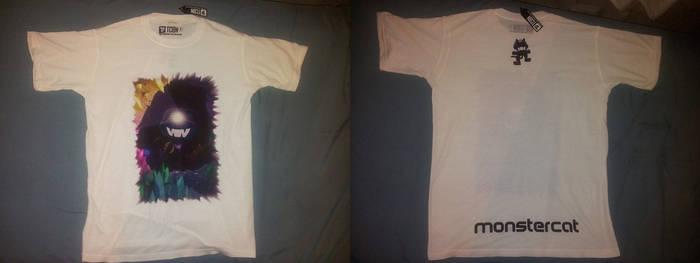 My epic Monstercat T-Shirt :D