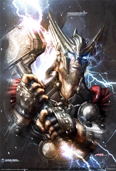 avengers thor ::: earth's mightiest series #1